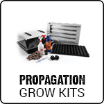 Complete Propagation Grow Kits Seedlings, Cuttings and Clones