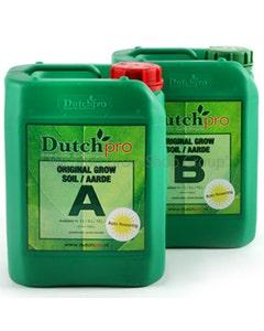 Dutch Pro - Autoflower Grow - Soil A&B HW