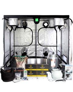 4 x 600 Watt Intermediate Coco Grow Kit