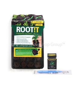 Cutting Taking Essentials - Rooting Plugs, Clonex and Scalpel