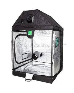 BudBox Pro - Pitched Roof - 1.2m x 1.2m x 1.8m - Loft Grow Tent