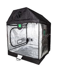 BudBox Pro - Pitched Roof - 1.5m x 1.5m x 1.8m - Loft Grow Tent