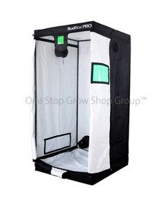 BudBox Pro - 1.0m x 1.0m x 2.0m - Grow Tent