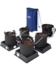Medusa Dripper System (Cloth Pots & Standard Trays)