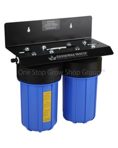 Growmax Super Grow - 800 litres / hour - 2-Stage Filter