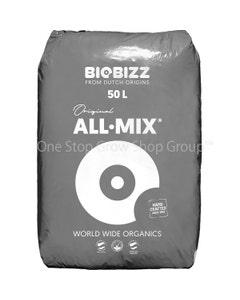 BioBizz All-Mix Soil 50 Litre