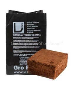 U-GRO Compressed Coco Grow Pot - 9 Litre