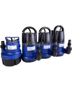 Aquaking High Pressure Sump Pumps