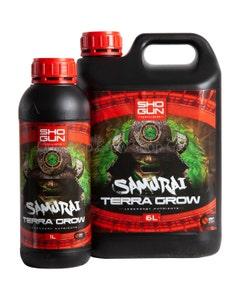 Shogun Fertilisers - Samurai Terra Grow Nutrient