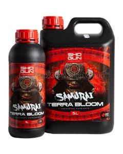 Shogun Fertilisers - Samurai Terra Bloom Nutrient