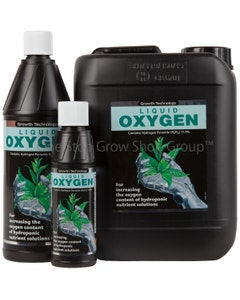 Growth Technology - Liquid Oxygen