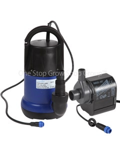 IWS Compatible Water Pumps