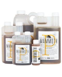 Mammoth P - Microbial Inoculant