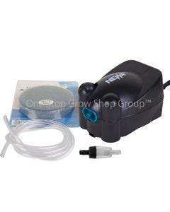 Newair Air Pump Kit with Flat Air Stones