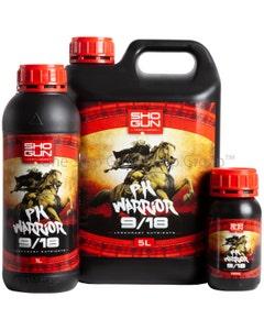 Shogun Fertilisers - PK Warrior 9/18